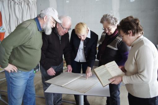 Peter Huber, Dir. a.D. Fritz Wendy, Dr. Veronika Plöckinger-Walenta, Mag. Marianne Messerer, Franziska Bogensdorfer